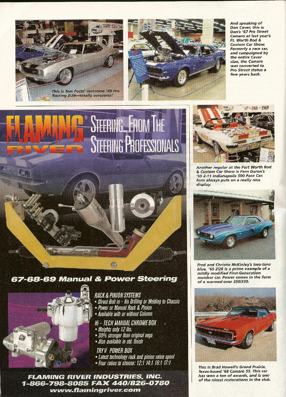 Camaro Performers Article